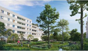 Amiens programme immobilier neuve « Les Jardins d'Arc »