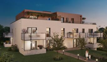Montigny-lès-Metz programme immobilier rénové « Quint & Sens » en loi pinel