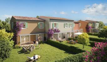 Grimaud programme immobilier rénové « Villa Pietra » en loi pinel
