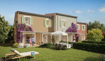 Grimaud programme immobilier neuve « Villa Pietra » en Loi Pinel  (2)