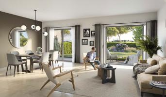 Grimaud programme immobilier neuve « Villa Pietra » en Loi Pinel  (3)
