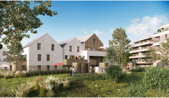 Strasbourg programme immobilier neuf « Les Moulins Becker