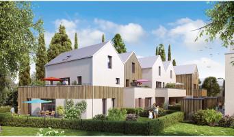 Strasbourg programme immobilier neuve « Les Moulins Becker » en Loi Pinel  (4)