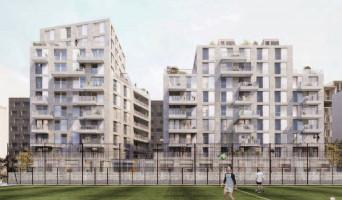 Asnières-sur-Seine programme immobilier rénové « Olympéa » en loi pinel