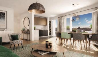 Asnières-sur-Seine programme immobilier neuve « Olympéa » en Loi Pinel  (2)