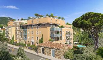 Cavalaire-sur-Mer programme immobilier rénové « Castel Panorama » en loi pinel