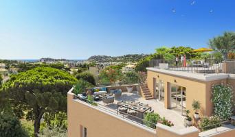 Cavalaire-sur-Mer programme immobilier neuve « Castel Panorama » en Loi Pinel  (2)