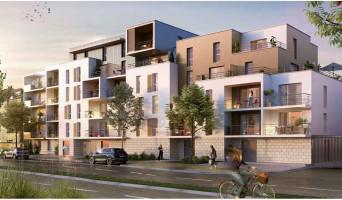 Joué-lès-Tours programme immobilier rénové « Belvédère » en loi pinel