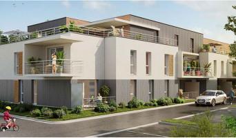 Joué-lès-Tours programme immobilier neuve « Belvédère » en Loi Pinel  (2)