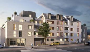 Orléans programme immobilier rénové « Esprit Faubourg » en loi pinel