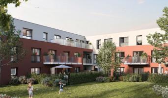 Le Petit-Quevilly programme immobilier neuve « Nouvel Angle » en Loi Pinel  (2)
