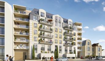 Juvisy-sur-Orge programme immobilier neuve « Les Jardins d'Argelies » en Loi Pinel
