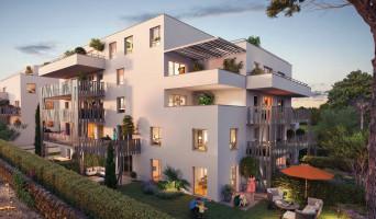 Marseille programme immobilier rénové « Confiden'Ciel » en loi pinel