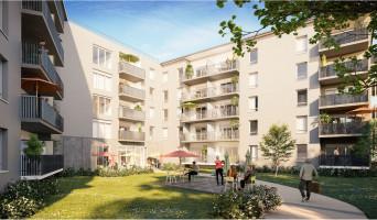 Bourg-en-Bresse programme immobilier neuve « Marguerite »  (3)