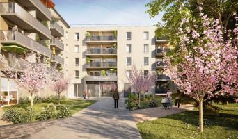 Bourg-en-Bresse programme immobilier neuve « Marguerite »  (4)