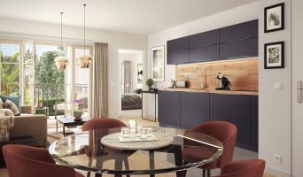 Voisins-le-Bretonneux programme immobilier neuve « Belle Epoque »  (4)