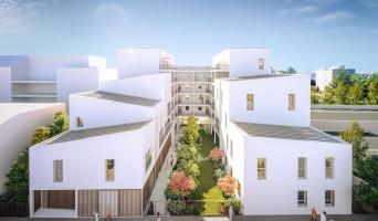 Nantes programme immobilier neuve « Respiration » en Loi Pinel  (2)