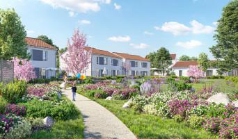 Gerzat programme immobilier neuf « Le Domaine de Courlandes