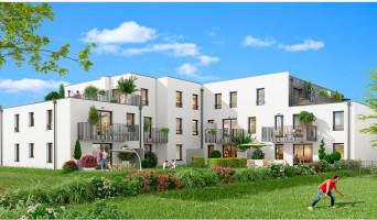 Sautron programme immobilier neuve « La Rivière » en Loi Pinel  (2)