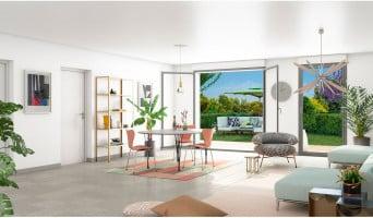 Sautron programme immobilier neuve « La Rivière » en Loi Pinel  (3)