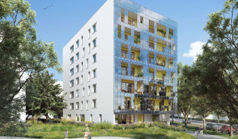Nantes programme immobilier neuve « Central Green »