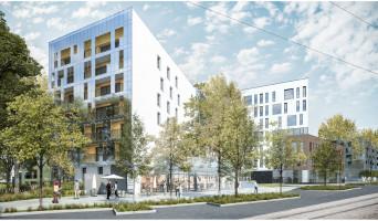 Nantes programme immobilier neuve « Central Green »  (2)