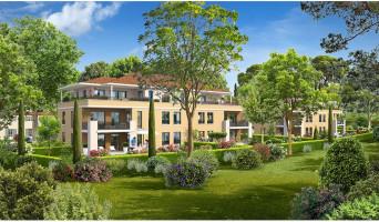 Aix-en-Provence programme immobilier neuve « Un Jardin en Provence II »