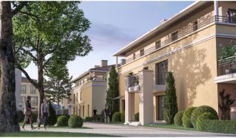 Aix-en-Provence programme immobilier neuve « Un Jardin en Provence II »  (2)