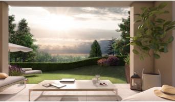 Aix-en-Provence programme immobilier neuve « Un Jardin en Provence II »  (5)