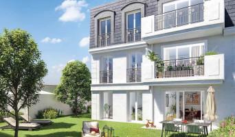 Sartrouville programme immobilier rénové « Le Confiden'Ciel » en loi pinel