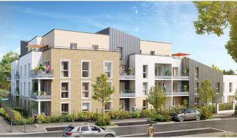 Saint-Jean-de-Braye programme immobilier rénové « Viva Verde » en loi pinel