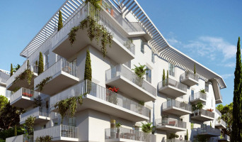 Marseille programme immobilier neuf « Signature Tr2