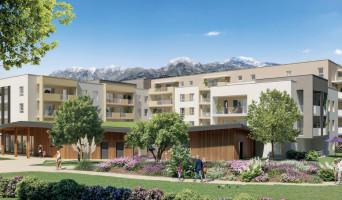 Montbonnot-Saint-Martin programme immobilier rénové « Horizon »
