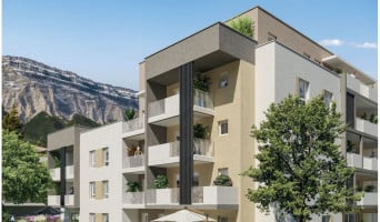 Montbonnot-Saint-Martin programme immobilier neuve « Horizon »  (4)