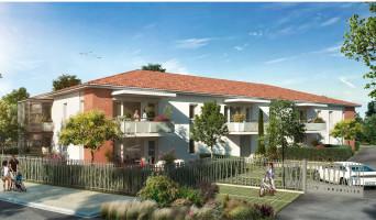 Eaunes programme immobilier neuve « Le Belcanto »