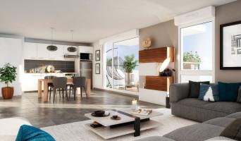 Eaunes programme immobilier neuve « Le Belcanto »  (2)