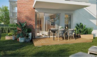 Eaunes programme immobilier neuve « Le Belcanto »  (3)