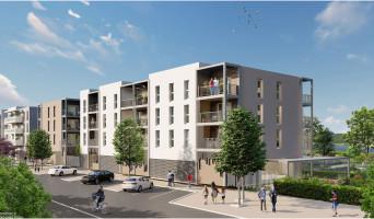 Arles programme immobilier rénové « Les Jardins du Canal » en loi pinel