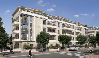 Saint-Maur-des-Fossés programme immobilier rénové « Le Domaine de Condé » en loi pinel