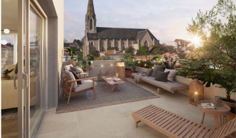 Les Sorinières programme immobilier neuve « Le Georges »