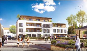 Montfermeil programme immobilier neuf « L'Allée des Lettres » en Loi Pinel