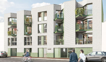 Lille programme immobilier neuve « Diapason » en Loi Pinel