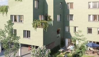 Lille programme immobilier rénové « Diapason Primo »