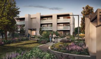 Sérignan programme immobilier rénové « Douceur Marine » en loi pinel