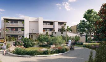 Sérignan programme immobilier neuve « Douceur Marine » en Loi Pinel  (2)