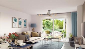 Sérignan programme immobilier neuve « Ode Marine » en Loi Pinel  (2)