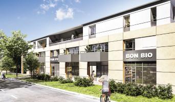 Carbon-Blanc programme immobilier neuve « Trinéo » en Loi Pinel