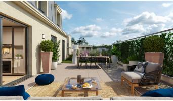 Montesson programme immobilier rénové « Les Jardins du Lavoir » en loi pinel