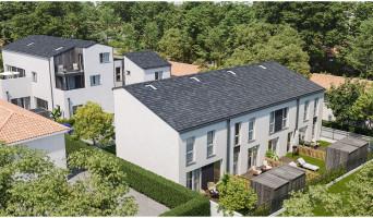 Villenave-d'Ornon programme immobilier rénové « Hestïa » en loi pinel