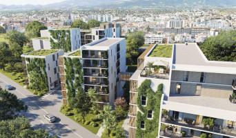 Clermont-Ferrand programme immobilier neuf « Au Pluriel » en Loi Pinel